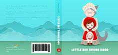 Resultado de imagen de little red riding hood story book cover