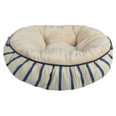 Boots & Barkley® Small Round Pet Bed