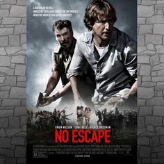Jack Dwyer: What are you? British CIA? Hammond: Something like that #Viewsrule #NoEscape [2015] #OwenWilson #PierceBrosnan #JohnErickDowdle #BoxOffice #Hollywood #Moviequotes #Movies #Movie #Moviequote #Blockbuster #Blockbusters
