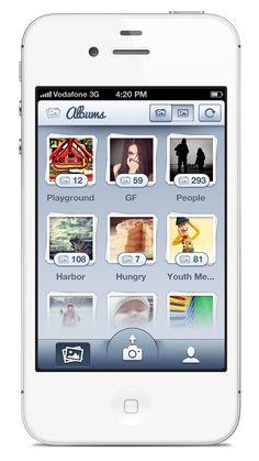 Photo App detail by Jip
