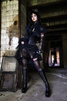 Gotische: Dies ist einer meiner Lieblings - Gotische Frauleine, ich Wunschte, dass ich wusste, dass ihr name.