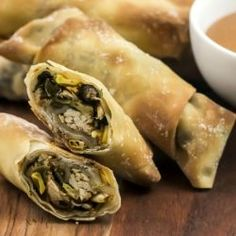 Weight Watchers Mexican Spring Rolls - Life is Sweeter By Design Weight Watchers Brownies, Weight Watchers Menu, Weight Watchers Lunches, Weight Watchers Breakfast, Weight Watcher Dinners, Weigh Watchers, Ww Recipes, Mexican Food Recipes, Cooking Recipes