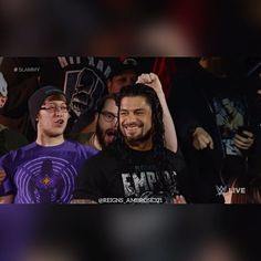 """Love Romans Smile 😍😚 My Spring breaks ends in two days 😭💔 Comment What You Think ____________________________________ Song Used"""" """"Got Love"""" By Tove Lo ____________________________________ #RomanReigns #RomanEmpire #WWE #OneVerususAll #HitHardHitOften #SpareNoOneSpearEveryone #Spear #ICanIWill #WrestleMania #JoeAnoai #SamoanBadass #Ambreigns #SupermanPunch #BelieveThat #WWENetwork #RomanReigns #SmackDown #Raw #Payback #WWEPayback"""
