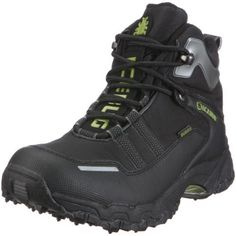 Icebug Men's Speed BUGrip Boot Icebug. $159.95. Rubber sole. Waterproof breathable membrane promotes warm, dry fleece lining provides comfort to 0° F. Textile and synthetic