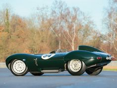 1955 Jaguar D-Type | Paris 2014 | RM AUCTIONS