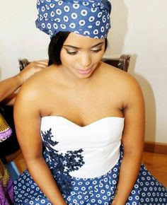 South African Wedding Dress, African Bridesmaid Dresses, African Wedding Attire, African Attire, African Fashion Dresses, African Dress, Sesotho Traditional Dresses, African Traditional Wear, African Traditional Wedding Dress
