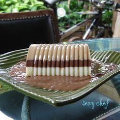 Selain cake, pudding juga suatu hal yang selalu saya hindari untuk dibuat sendiri, tapi setelah mencoba pudding Le Gourmet itu, ah koq ka...