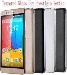 Tempered Glass for Prestigio Grace Z3 Z5 Muze A7 F3 D3 E3 MultiPhone 3501 DUO Screen Protector Film Protective Screen Cover