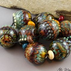 US $96.00 New without tags in Jewelry & Watches, Loose Beads, Lampwork