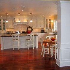 traditional kitchen by Annette Denham Interiors