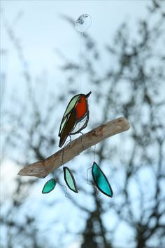 stained glass robin                                                                                                                                                                                 More