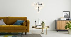 Globe Chandelier, Black Nickel and Frosted Glass | MADE.com