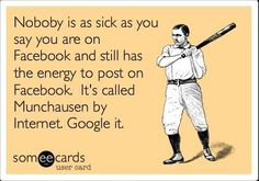 Nursing Humor...And this is TRUE...I did Google it of course...LOL...