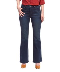 Look at this #zulilyfind! Sunset Glow 512™ Perfectly Slimming Bootcut Jeans - Petite by Levi's #zulilyfinds