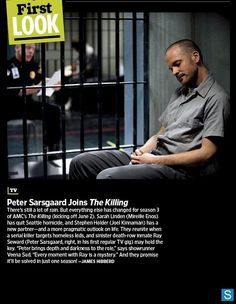 the killing amc season 3 | The Killing Season 3 Peter Sarsgaard Ray Seward Photo