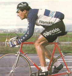 Miguel Indurain, Reynolds, 1985.