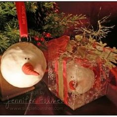 16 Hand Made Gift Ideas