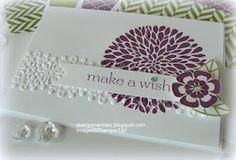 Make a Wish!  stampsnsmiles.blogspot.com