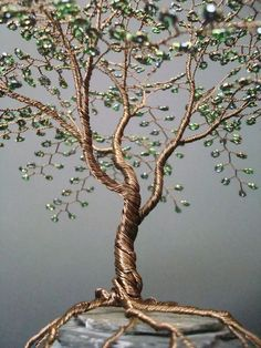 Wire Tree Sculpture - Yahoo Image Search Results