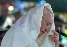 Pope Francis Speaks Out on Charlie Hebdo: 'One Cannot Make Fun of Faith' #Faith #Niceness