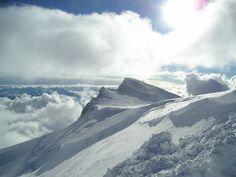 snowy mountains hd photos