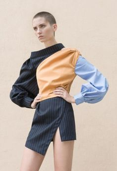 Young Blood: Five new Hunger fashion editorials