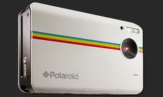 Polaroid Z2300 with printer inside