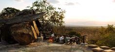 Mawe Ninga camp  Tarangire national park  Tanzania