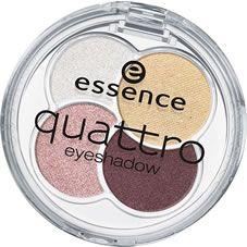 essence quattro eyeshadow 15 £3.00
