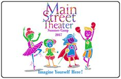 Main Street Theater summer camp classes. They do programs from Shakespeare to broadway. Available at the central and west side location.  12-14 year olds. #houston #summeractivities