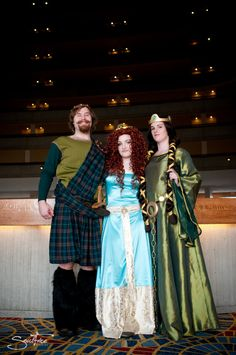 Stunning Adult Princess Merida from Brave by LakeFairy on Etsy, $425.00