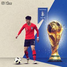 South Korea FIFA WORLD CUP 2018