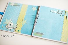 Crafty by AgnieszkaBe: albumy Albums, Crafty, Paper