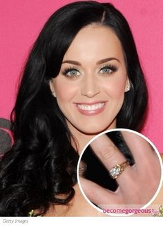 pictures celebrity engagement rings katy perry engagement ring