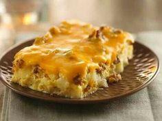 Buttermilk Breakfast Casserole