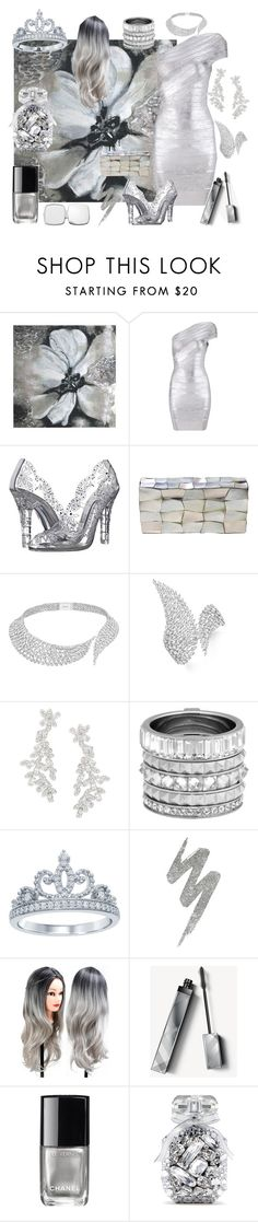 """""""We're Beautiful, Like Diamonds In The Sky"""" by nightnurse0441 ❤ liked on Polyvore featuring Art for Life, Dolce&Gabbana, Jo-Liza, Messika, Kate Spade, Henri Bendel, Disney, Urban Decay, Burberry and Chanel"""
