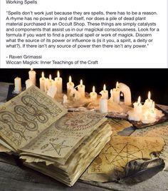 Working spells