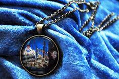 Halskette Hamburg Queen Elizabeth an den Landungsbrücken V - Fotografie und Schmuck aus Hamburg - elbvue - Künstler und Designer unterstützen - Startups - Fotokette mit Anhänger