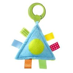 Taggies Take-A-Long Polka Dot baby gift idea