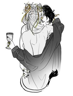 The Cruel Prince: Photo Fanart, Holly Black Books, Queen Of Nothing, Captive Prince, Hades And Persephone, Cute Kawaii Drawings, Couple Art, Book Characters, Book Worms