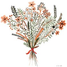 Bouquet by Vikki Chu