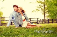 Beautiful Outdoor Engagement Session