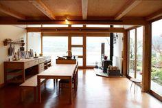 KitoBito of Japan wood joinery Kaze kitchen | Remodelista