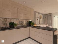 Mieszkanie w Maladze - Kuchnia, styl nowoczesny - zdjęcie od LIVING BOX
