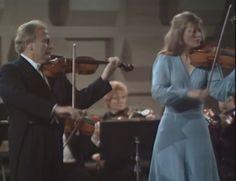 De jonge Emmy Verhey speelt samen met Yehudi Menuhin - uitzending PW van 03-05-2015