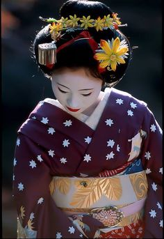 Shared by Eva Lovett. Find images and videos about japan, asia and geisha on We Heart It - the app to get lost in what you love. Arte Ninja, Geisha Art, Geisha Japan, Kimono Japan, Memoirs Of A Geisha, Art Japonais, China, We Are The World, Maneki Neko