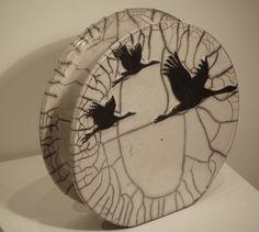Céramiste près de Royan - Marik Korus Vases, Ceramic Pottery, Ceramic Art, Art Nouveau, Decorative Plates, Clay, Sculptures Céramiques, Porcelain Ceramics, Ceramics Ideas