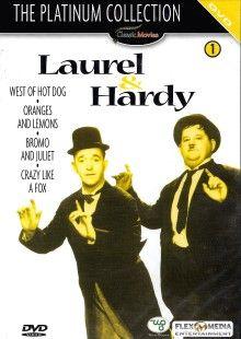 LaurelHardy Platinum collection 1