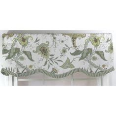 "RLF Home Pontoise Provance 50"" Curtain Valance"