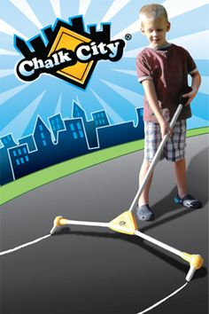 Children can easily draw their own roads and race courses.